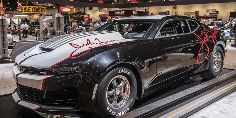 Chevy COPO Camaro untuk Sang Legenda Drag Race