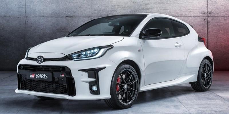Toyota GR Yaris 'Hot Hatch' Debut di Tokyo Auto Salon 2020