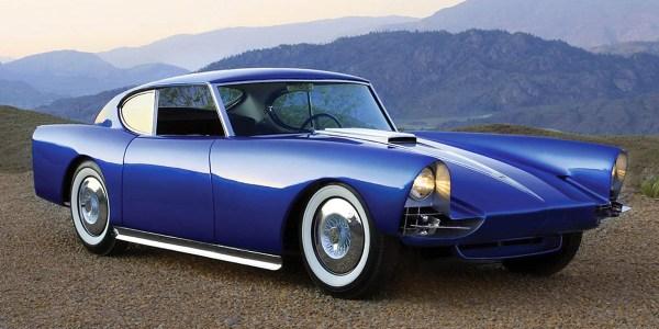 Konsep Retro Unik: Astra Coupe 1955