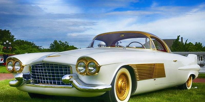 Konsep Retro Unik: Cadillac Elegante 1955