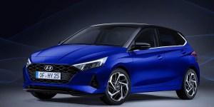 Desain Lebih Mewah, Hyundai i20 Terbaru Siap Debut di Geneva