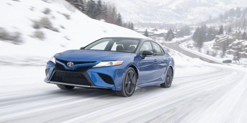 Toyota Luncurkan Camry All-Wheel Drive, Ini Teknologinya