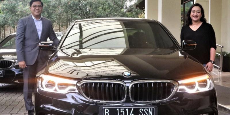 Dukung BNI Java Jazz Festival, BMW Indonesia Siapkan BMW 530i M Sport