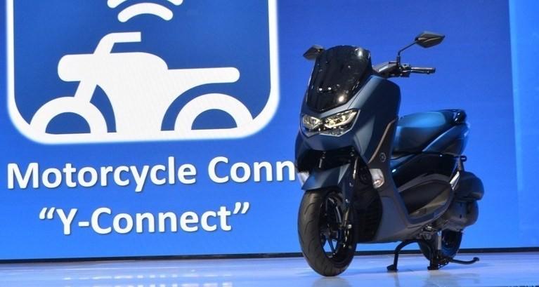 Yamaha NMAX 155 Conected/ABS Resmi Dijual Rp 33,7 Juta