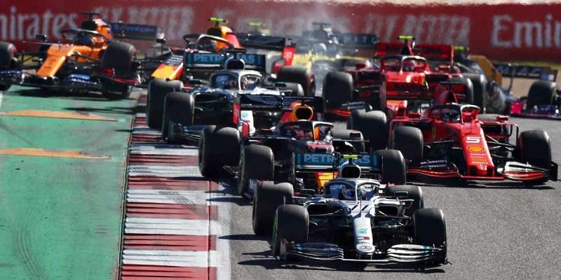 Ajang F1 Akan Dimulai Juli 2020 Mendatang