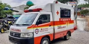 Reaksi Cepat SCRC Bantu Korban Banjir