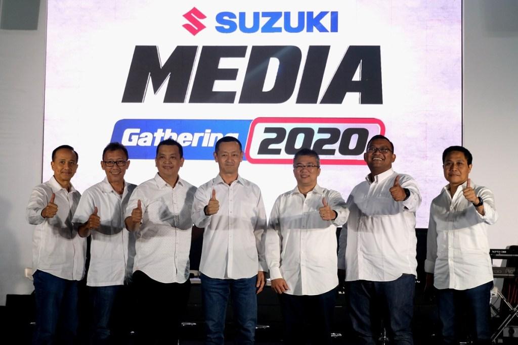 Suzuki Indonesia Ungkap Motor Terlaris Sepanjang 2019