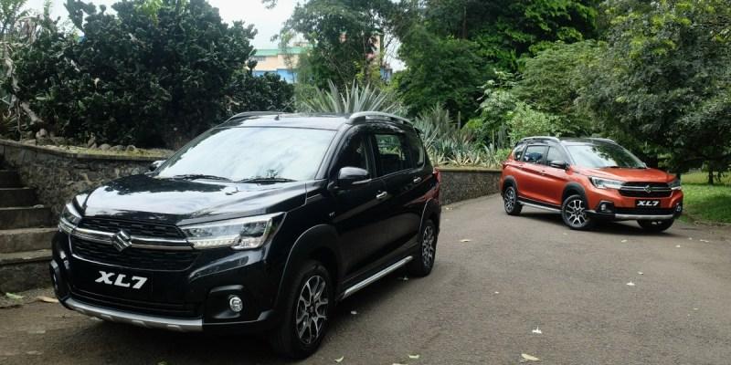 Suzuki XL7 Raih Penghargaan Best Small MPV Crossover