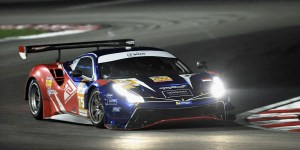 T2 Motorsport Podium Keempat di Asian Le Mans Seri Ketiga