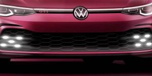 Volkswagen Siapkan Golf GTI Terbaru di Geneva Motor Show 2020