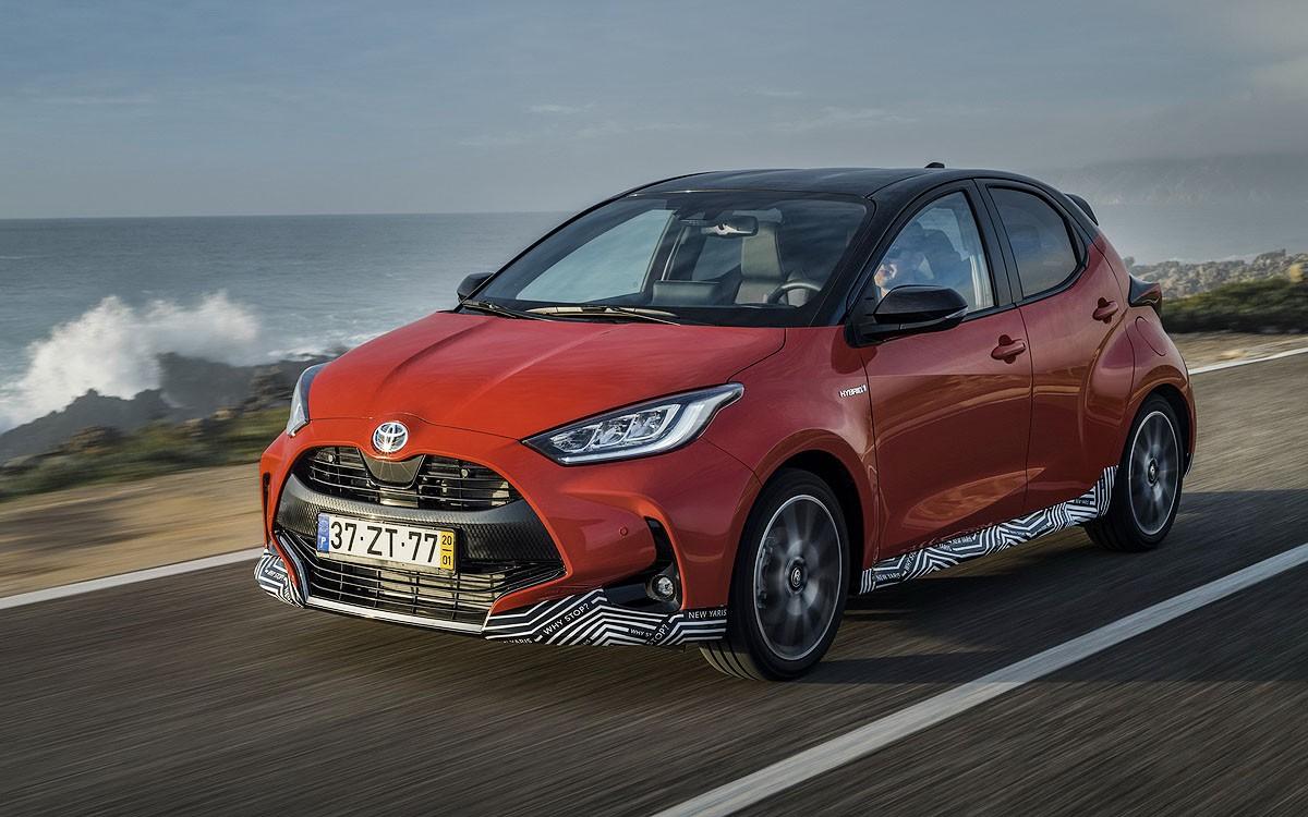 Meluncur di Eropa, All-New Toyota Yaris Usung Mesin Hybrid