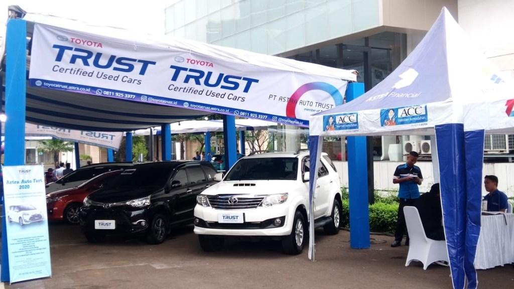 Astra Auto Fest Raih Lebih dari 3.500 SPK