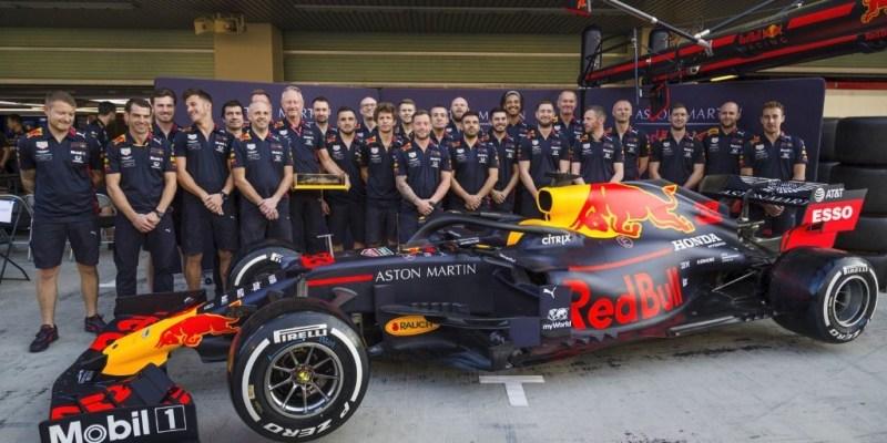 Mobil Balap Terbaru Red Bull Racing dan AlphaTauri