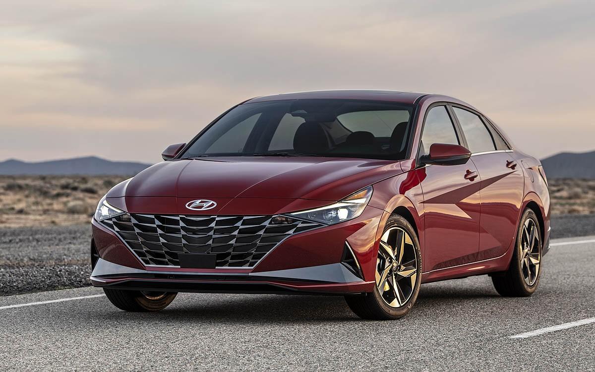 Lebih Ramping, Hyundai Elantra Terbaru Resmi Diluncurkan