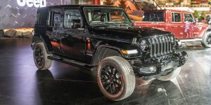 Jeep Wrangler Unlimited High Altitude : Jeep Wrangler Termahal!