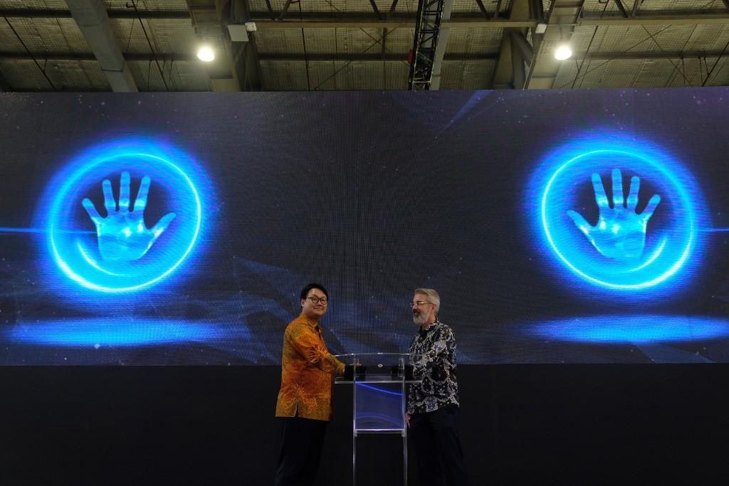 Hadir di GIICOMVEC 2020, DCVI Perkenalkan Dua Produk Barunya
