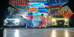 Daihatsu Luncurkan New Ayla dan New Sirion, Ini Harganya