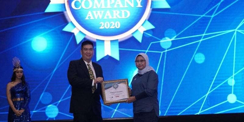 Asuransi Astra Meraih Juara 1 pada Top Digital Company Award