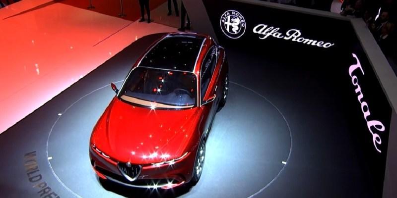 Tonale, Ujung Tombak Alfa Romeo di Segmen C-UV Plug-in Hybrid