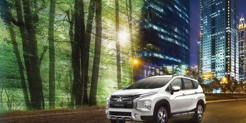 Mitsubishi Luncurkan Xpander Cross di Vietnam