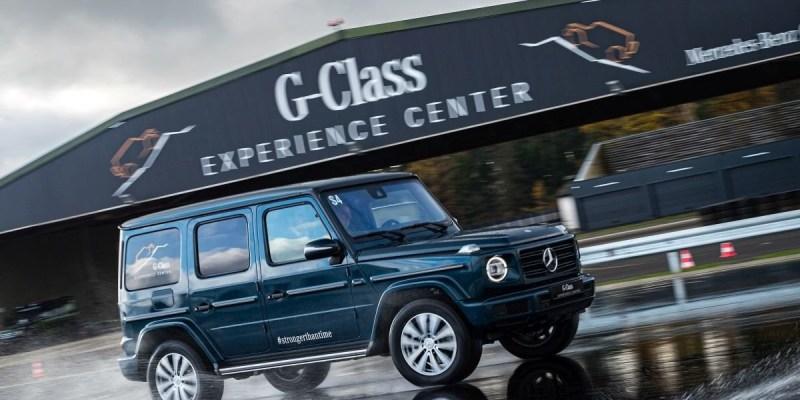 Mercedes-Benz G-Class Listrik, Konsepnya Sedang Digarap