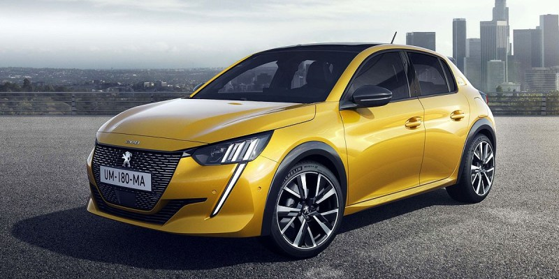 Peugeot 208 Menangkan 'Car Of The Year' Eropa 2020
