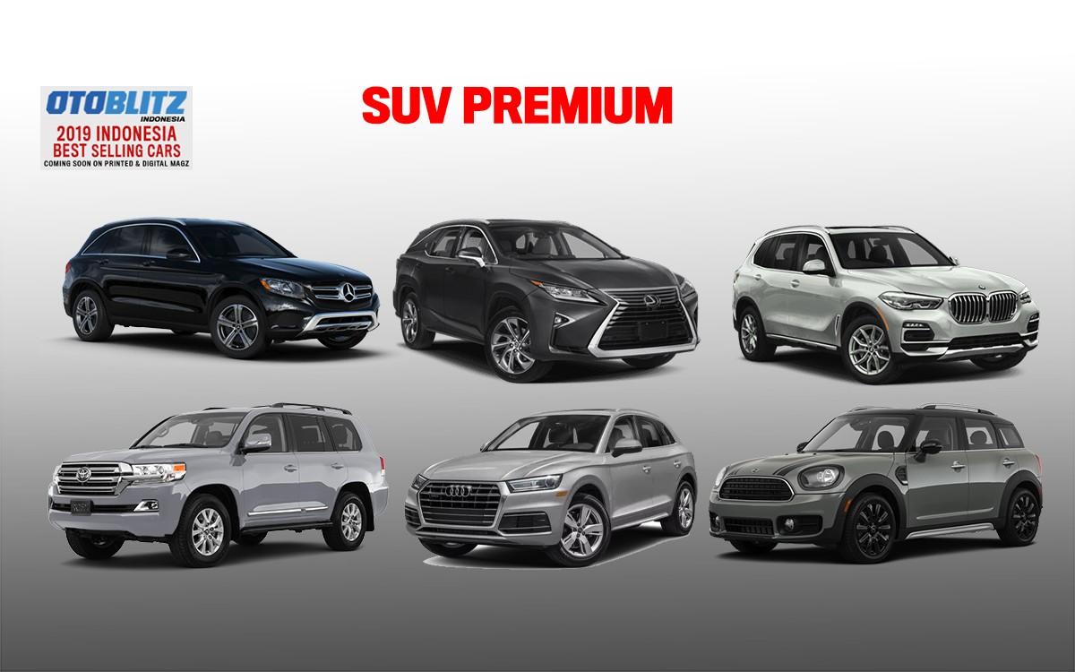 Makin Ramai, BMW Rajai Pasar SUV Premium 2019