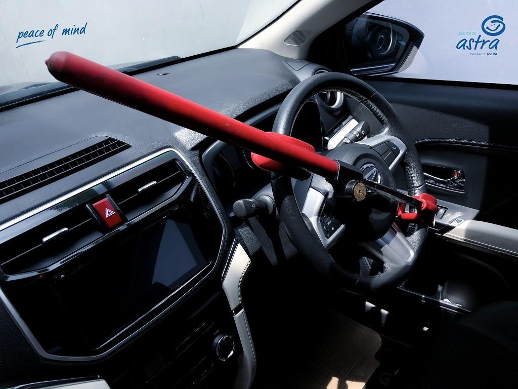 Pastikan Mobil Tetap Aman Selama #DiRumahAja