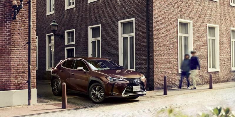 Lexus UX250h Brown Edition, Eksklusif Untuk Pasar Jepang