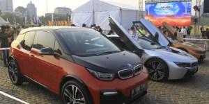 Formula E Batal, BMW Tetap Luncurkan Mobil Listrik di Indonesia
