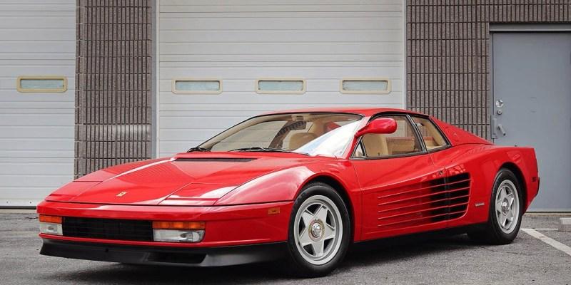 Ferrari Testarossa (Type F110)