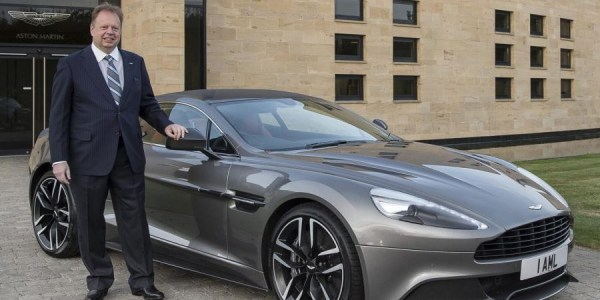 CEO Aston Martin Dipecat, Diambil Alih CEO Mercedes-AMG