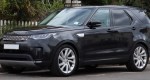 2017_Land_Rover_Discovery_HSE_TD6_Automatic_3.0_Front