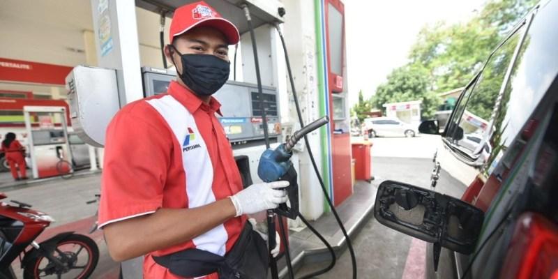 PSBB Jakarta, Pertamina Pastikan Distribusi BBM dan LPG Aman