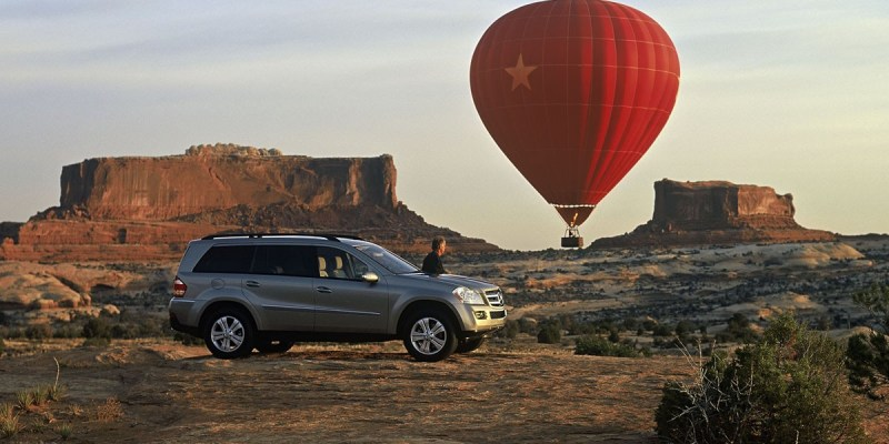 Mercedes-Benz GLS, Kendaraan luxury 'off-roader' Tujuh penumpang