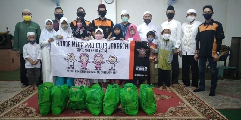 Aksi Sosial HMPC Jakarta Saat Pandemi Covid-19