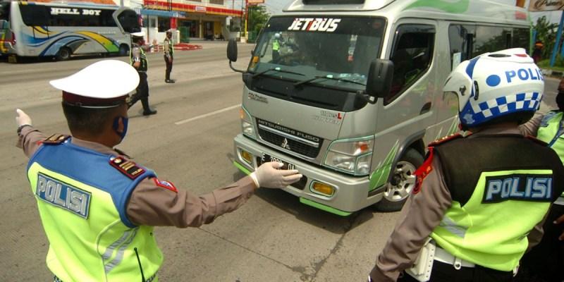 Tanpa SIKM, 1.411 Kendaraan Menuju Jakarta Dipaksa Putar Balik