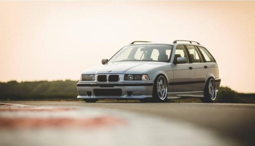 BMW E36 Touring Wagon, Selera Simpel Dengan Gengsi Premium