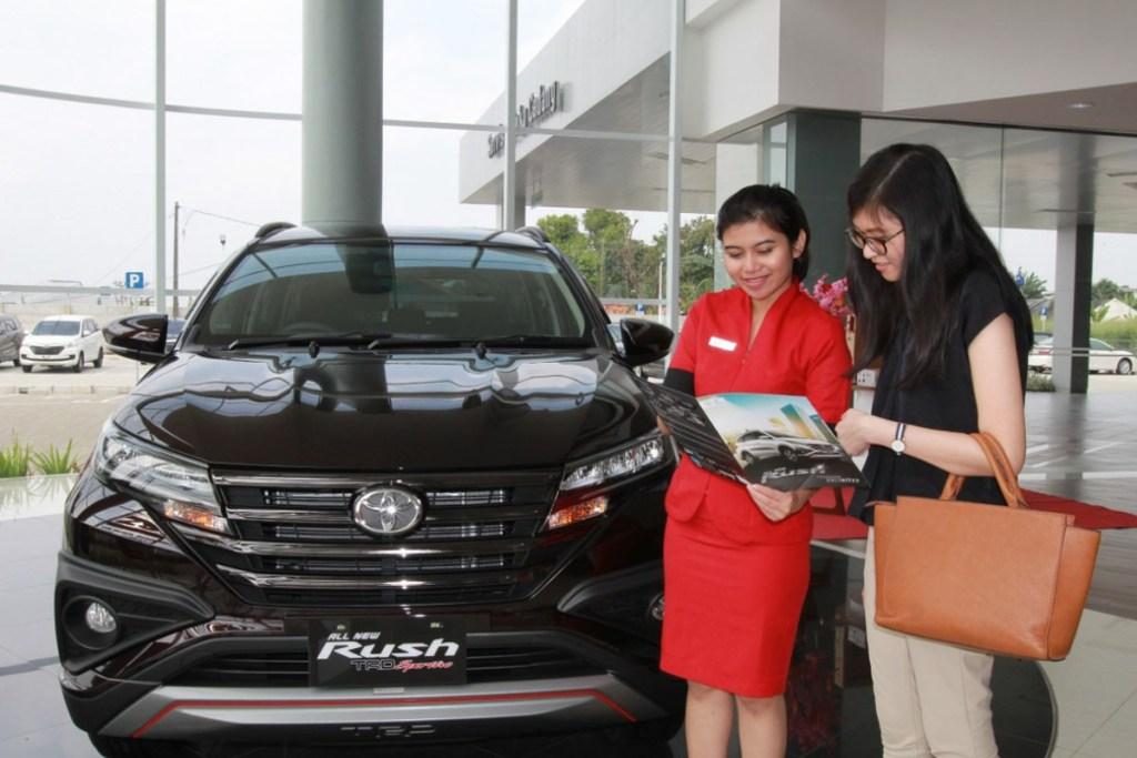 Tiga Kemudahan Pembelian Mobil Toyota