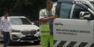 BMW Astra Bantu 977 Pelanggan Bersihkan Sirkulasi Udara Mobil