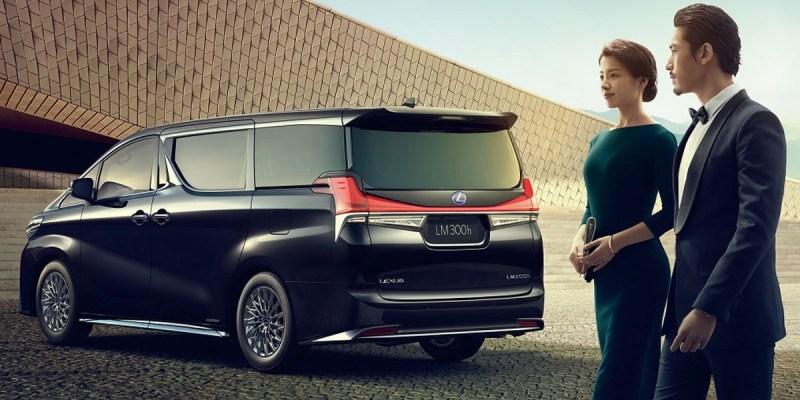 Masuk Indonesia, Lexus LM Dibanderol Rp 3 Miliar