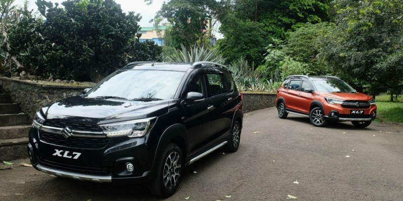 PPnBM Berlaku, Ini Harga Terbaru Suzuki All New Ertiga dan XL7