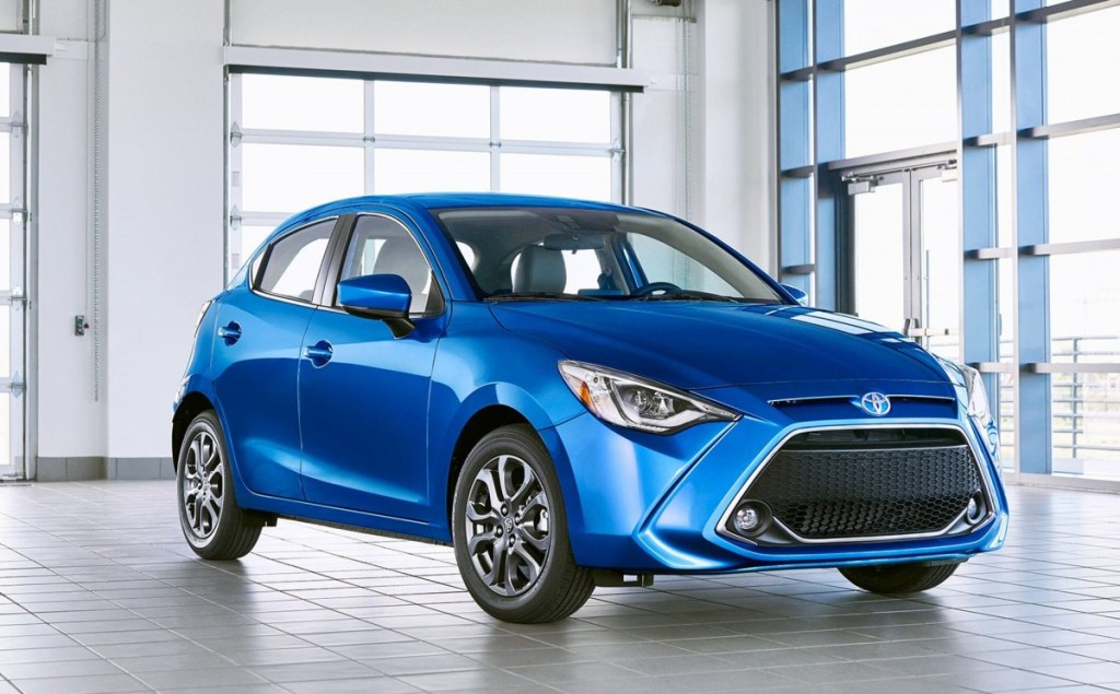 Toyota Ambil Keputusan Suntik Mati Yaris