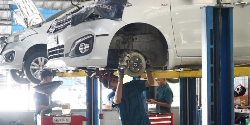 Antisipasi Flat Tire, Sebelum Berkendara di New Normal