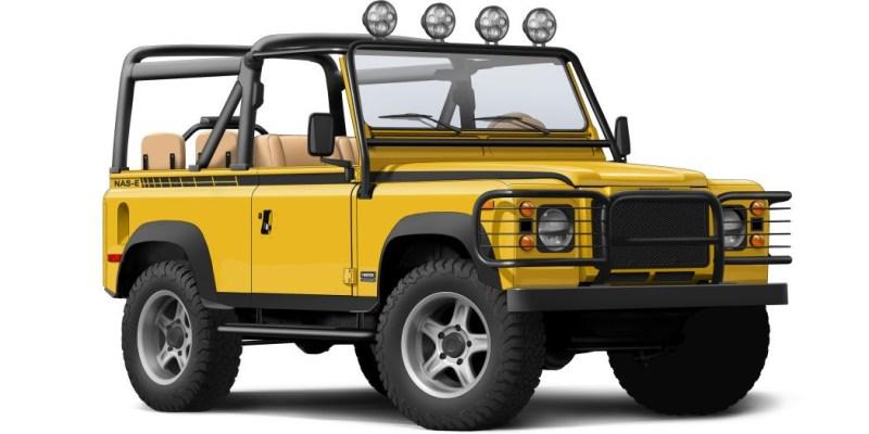 Land Rover Defender NAS-E, Maaf Hanya Untuk Yang Serius Saja!