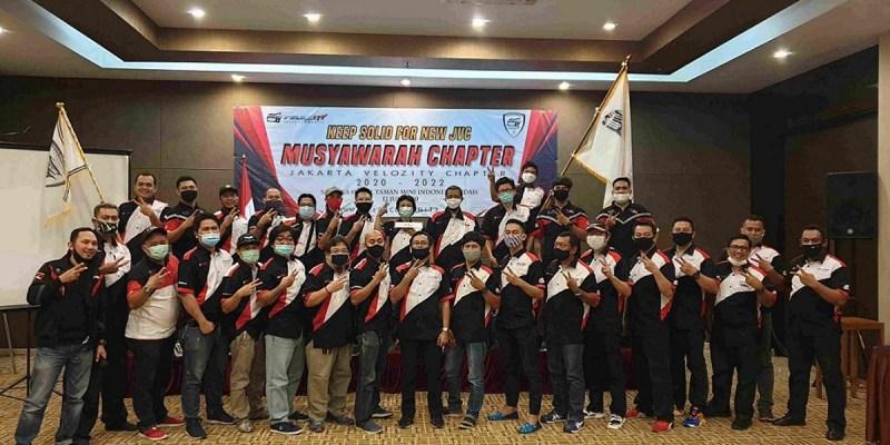 Pemilihan Ketua Jakarta Velozity Chapter Periode 2020-2022