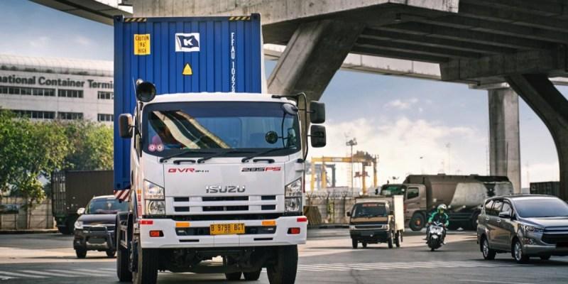 Kendaraan Niaga Dukung Membangun Konektivitas Pengusaha Logistik