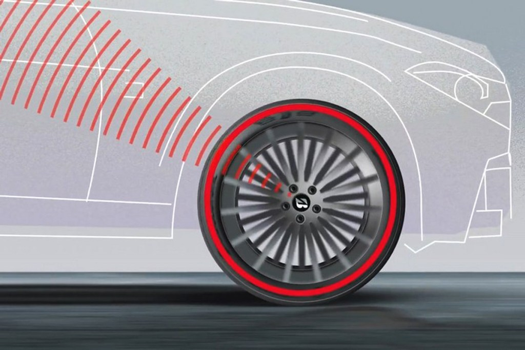 Bridgestone Kembangkan Teknologi Deteksi Kebocoran
