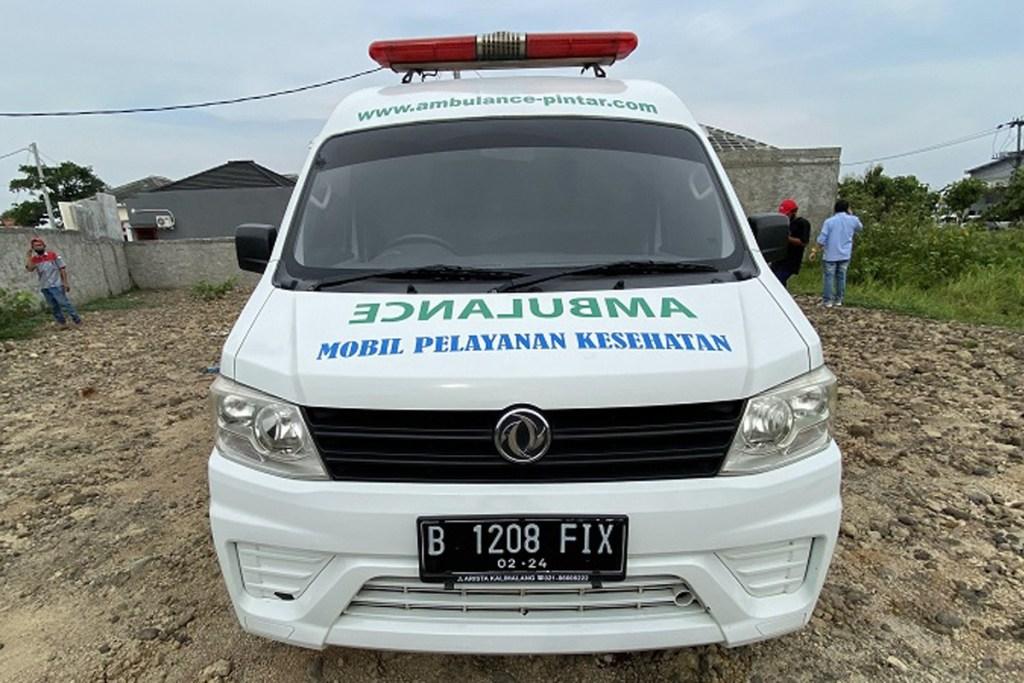 DFSK Hadirkan Super Cab Ambulance