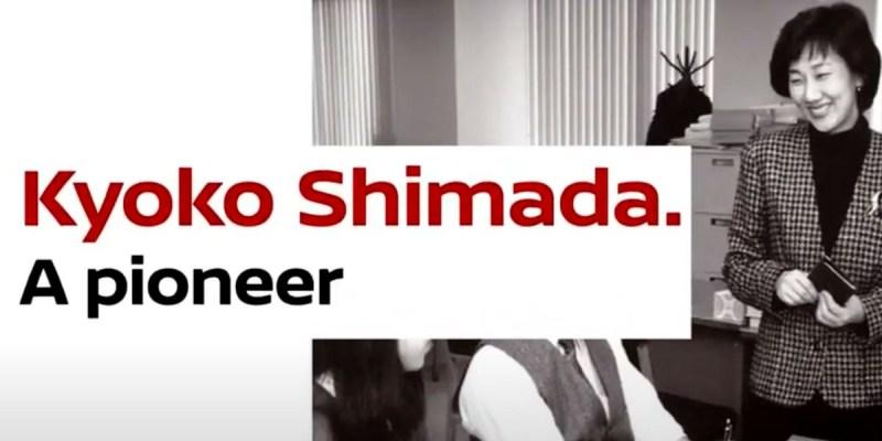 Kyoko Shimada, Desainer Mobil Wanita Pertama